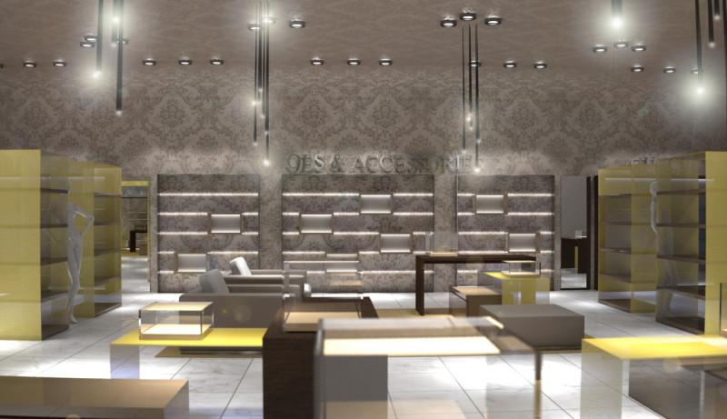 Cairo Multibrand Store Arhitekti Filipović